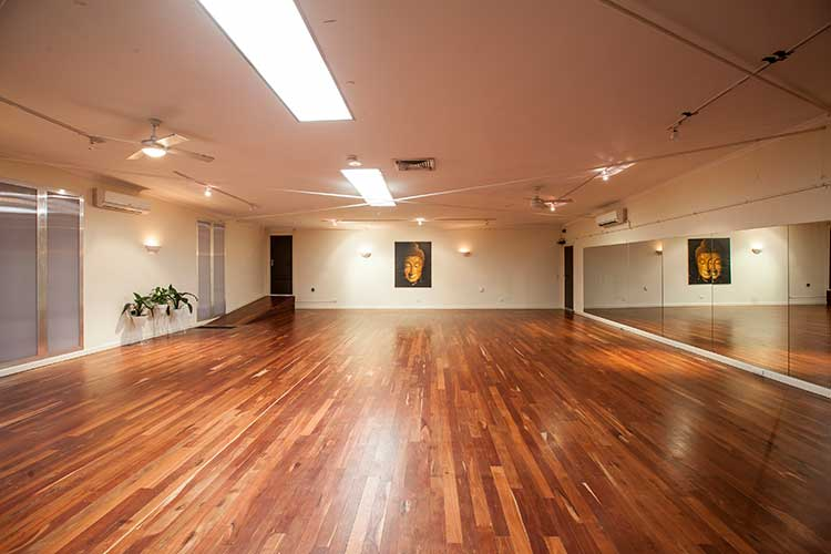 Kindred Yoga space