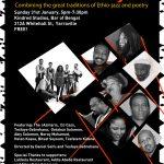 Ethio- Poetic Jazz