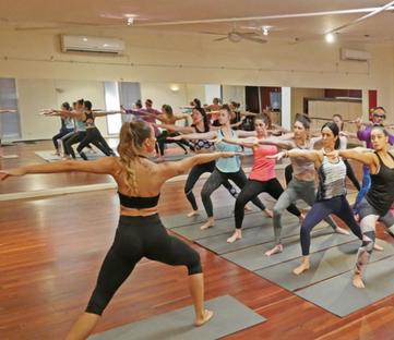 dance and yoga studio kindred studios yarraville