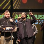 A.B. Original awarded Songwriter of the Year